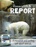 Research & Report: An Animal Project
