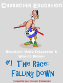 Resiliency Lesson & Writing Prompt #1: The Race
