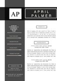 Resume Template Docx | Resume , References, and Coverlette