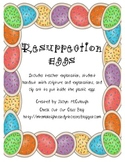 Resurrection Eggs- Christian Easter Activity