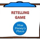 Retelling Game - A FREEBIE