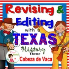 Revising and Editing Texas History Free Sample