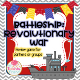 Revolutionary War Interactive Battleship Game