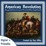 Revolutionary War Lap Book