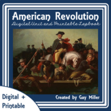 Revolutionary War Lap Book