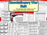 Revolutionary War Unit from Lightbulb Minds