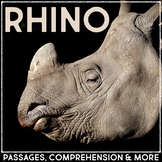 Rhinoceros: Informational Article, QR Code Research Page &
