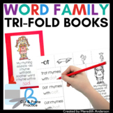 Rhyming / Word Family Flip-flap books! NO PREP Interactive