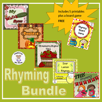 Rhyming Bundle-NEW version