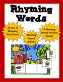 Rhyming Word Fun!