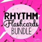 Rhythm Flashcard Mega Set