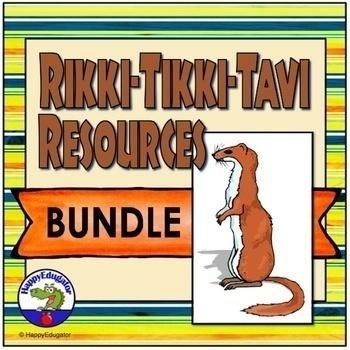 Raft Rubric for Rikki Tikki Tavi