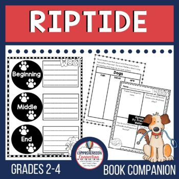 Riptide by Frances Weller Guided Reading and Writing Unit