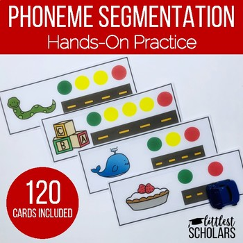 Road to Reading! Phoneme Segmentation Fluency