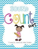 Road to Reading! Sound Count Sort [Phoneme Segmentation]