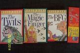 Roald Dahl 3 book set