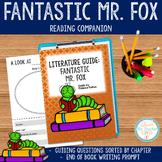 Roald Dahl's Fantastic Mr. Fox literature unit