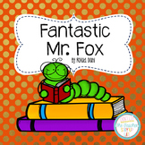 Roald Dahl's Fantastic Mr. Fox literature unit