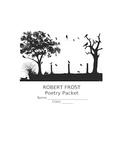 Robert Frost Unit Plan