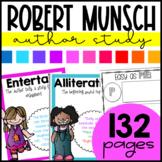 Much Ado About Munsch:  Robert Munsch Author Study