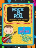 Rock -N- Roll Math Centers