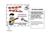 Rock N Roll Volume 1 Literary Texts Reading Response