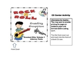 Rock N Roll Volume 1 Literary Texts Reading Response