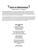 Rock On Wednesdays Poetry Analysis - Sweet Home Alabama by