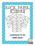 Rock, Paper, Scissors: Addition to 20