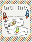 Rocket Bucks Reward System {a classroom economy system}