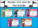 Rockin' CVC Words {The Bundle}