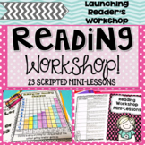 Rockin' Reading Workshop: Common Core Style!