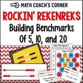 Rockin' Rekenreks: Building Benchmarks of 5, 10, and 20