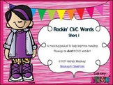 Rocking CVC Words {Short I}