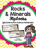 Rocks & Minerals Flipbooks  (Interactive Notebooks)