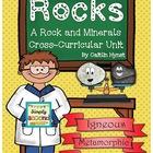 Rocks & Minerals Unit