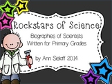 Rockstars of Science: Biographies for Primary Grades