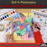 Roll-A-Masterpiece: Wassily Kandinsky Art History Game - W