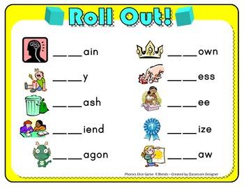 R blends worksheets 2nd grade