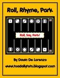 Roll, Rhyme, Park {CVC Words}