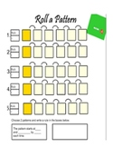 Roll a Pattern Math