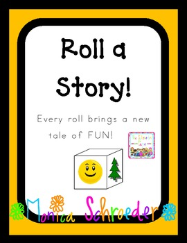 Roll a Story and Write