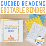 Guided Reading Materials for grades 3-5