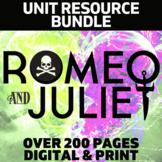 Romeo and Juliet Literature Guide: Common Core Aligned Tea