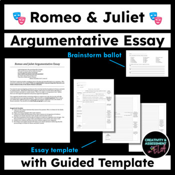 Essay Topics for Romeo and Juliet - Great Selection of Topics