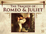 Romeo and Juliet Novel Study Unit ~ Includes Reproducible