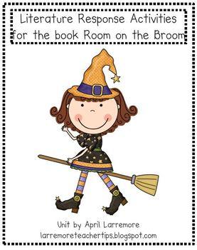 Room on the Broom Literature Response Activities