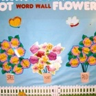 Root Words word wall/bulletin board