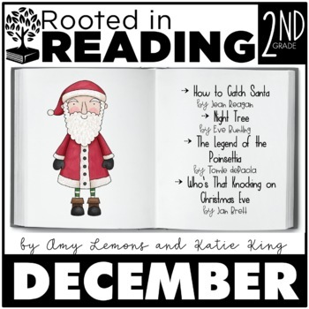 Rooted in Reading December (Read Aloud Lesson and Activities)
