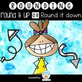 Rounding - Nearest Ten and Hundred